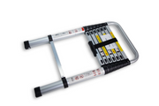 TELESCOPING LADDER - HIGH COUNTRY SERIES