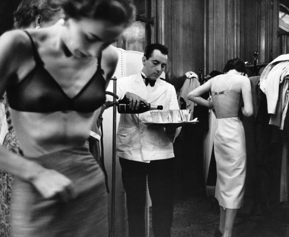 Backstage - Kurt Hutton