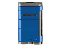 XIKAR ALLUME DOUBLE LIGHTER REEF-BLUE