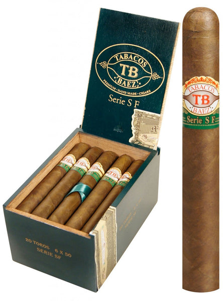 MY FATHER TABACOS BAEZ SERIE SF TORO 50X6