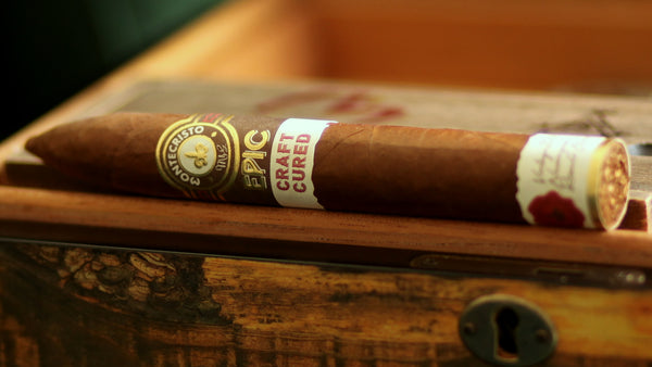 MONTECRISTO EPIC CRAFT CURED BELICOSO 52 X 6 1/8