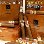 Carrillo New Wave Reserva Toro 52x6 Connecticut