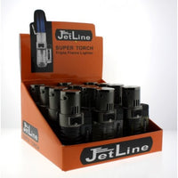 JETLINE SUPER TORCH TRIPLE FLAME LIGHTER