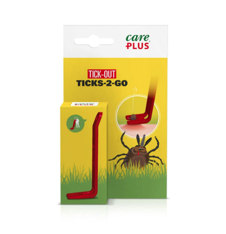 Ticks-2-Go - Pince à tiques - Care Plus - LevelFour