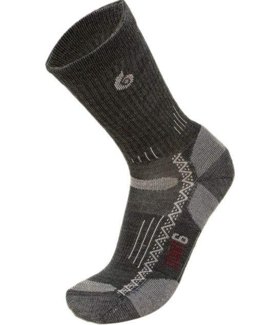 Chaussettes Hiking Tech Light Weight Crew - Point 6 - LevelFour