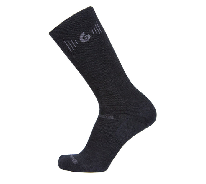 Chaussettes Hiking Tech Ultra Light Black - Point 6 - LevelFour