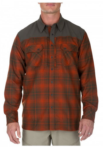 Chemise Sidewinder Flannel - 5.11 Tactical - LevelFour