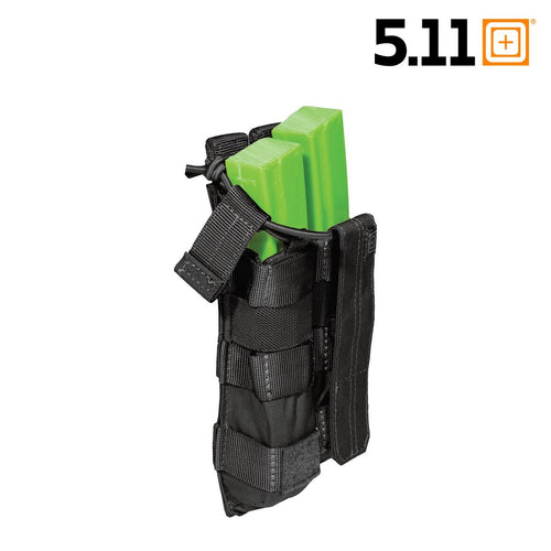 Porte-Chargeur MP5 Bungee Double - 5.11 Tactical - LevelFour
