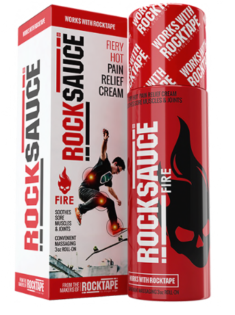 Roll-on RockSauce Fire- Rocktape - LevelFour