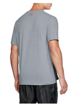 T-Shirt Raise The Bar Gris - Under Armour - LevelFour