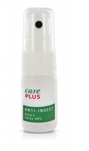 Anti-Insect Deet 40% - 15ml - Care Plus - LevelFour