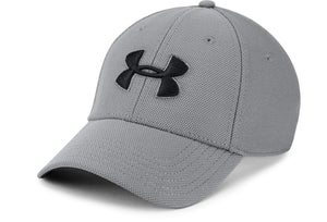 Casquette UA Blitzing 3.0 Graphite -  Under Armour - LevelFour