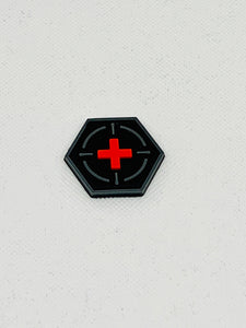 Tactical Medic Rubber Patch - JTG