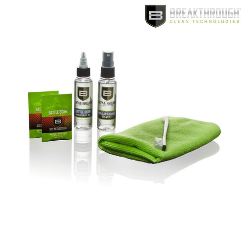 Kit de nettoyage basique - Breakthrough - LevelFour