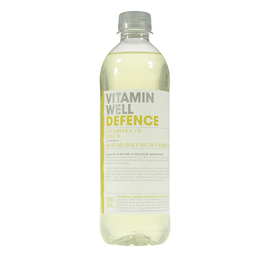 12 x Vitamin Well Defence 500ml - Vitamin Well - LevelFour