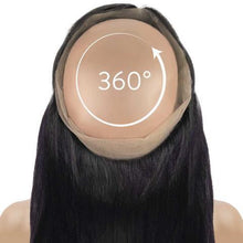 360 Lace Frontal -  Wavy