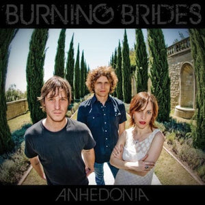 "Burning Brides - ""Anhedonia"" LP"
