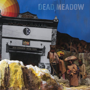 "Dead Meadow - ""The Nothing They Need"" CD/LP"