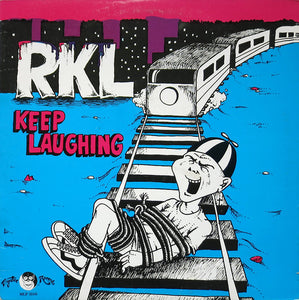 "RKL - ""KEEP LAUGHING: THE BEST OF"" LP"