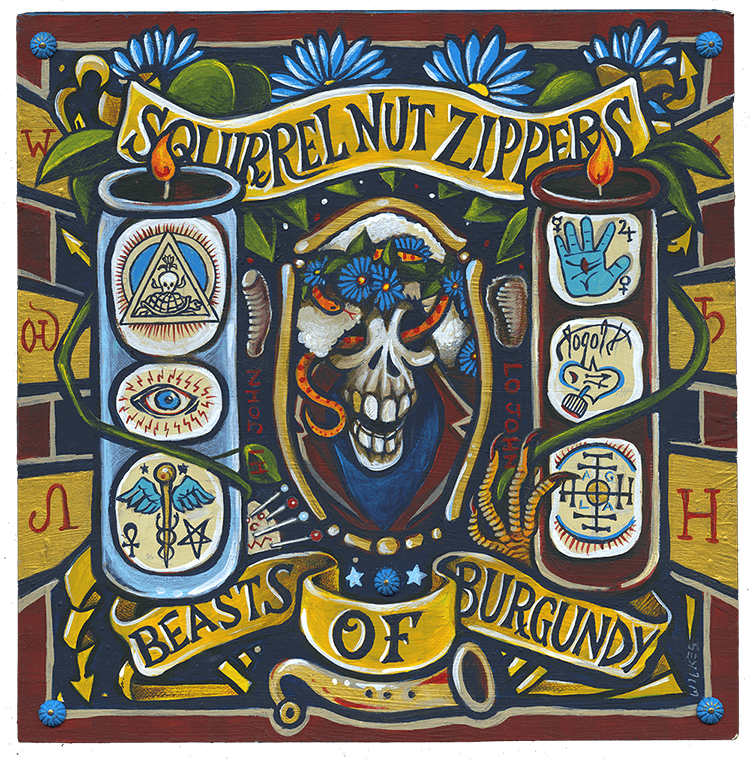 Squirrel Nut Zippers -