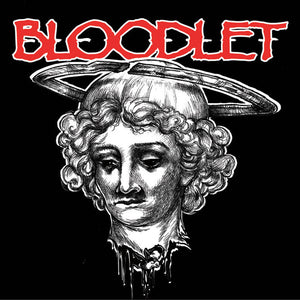"BLOODLET - ""EMBRACE"" 7 INCH SINGLE (COLOR W/ETCHING)"