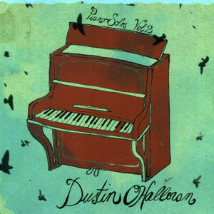 "Dustin O'Halloran ""Piano Solos Vol. 2"" - LP"