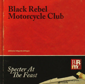 "Black Rebel Motorcycle Club - ""Specter At The Feast"" LP"