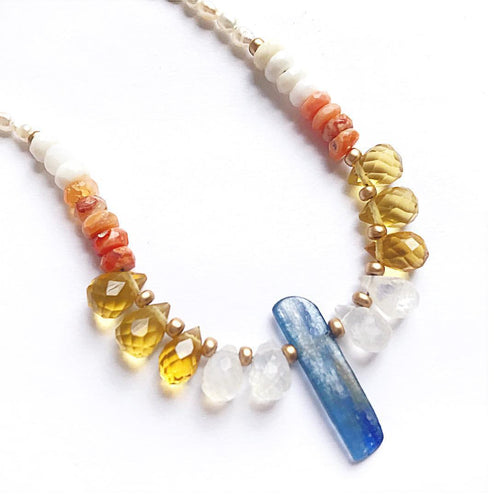 Sunset Ombre Necklace