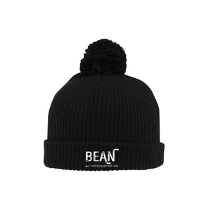 BEAN Coffee PomPom Beanie