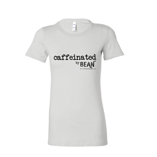 BEAN Coffee Women's Caffeinated Tee