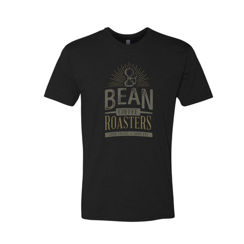 BEAN Coffee Sun Burst Men's Tee