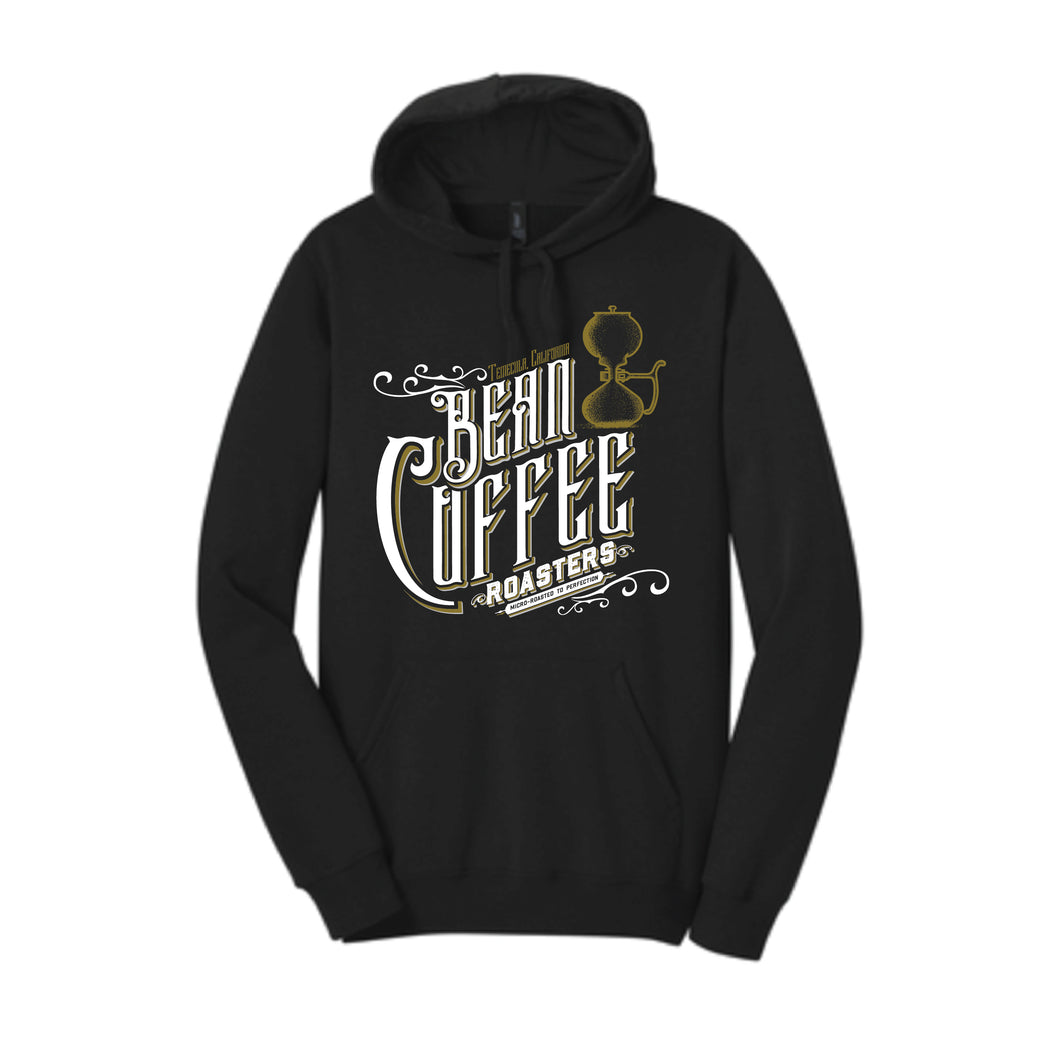 BEAN Coffee Vintage Pull Over Sweater
