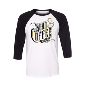 BEAN Coffee Vintage Raglan