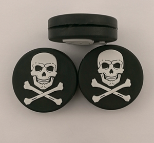 Skull and Crossed Bones Dampener