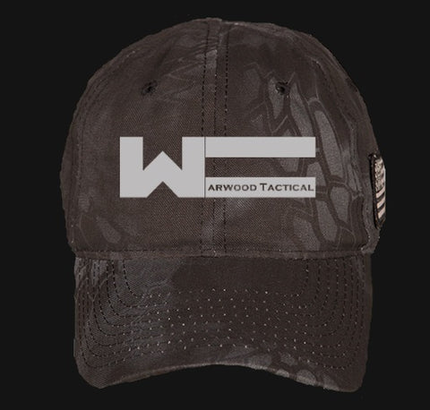 Warwood Tactical Cap - Kryptek Typhon