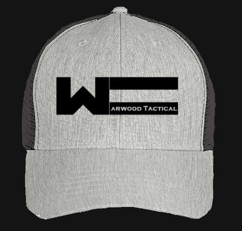 GREY TACTICAL CAP