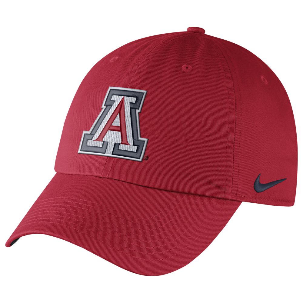 NCAA Arizona Wildcats Nike Dry Hertiage86 Authentic Slouch - Red