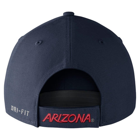NCAA Arizona Wildcats Nike Dry Classic99 Wool Adjustable - Navy