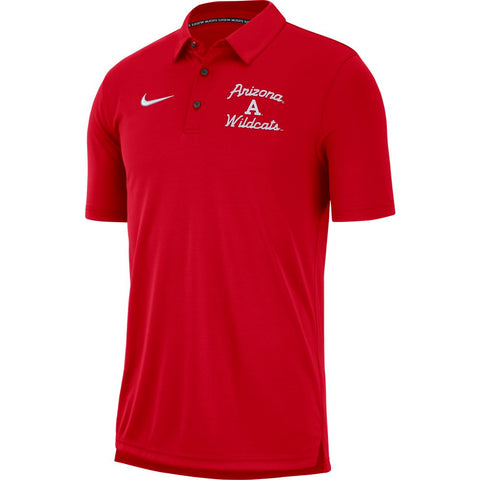 "NCAA Arizona Wildcats Nike ""A"" Polo - Red"
