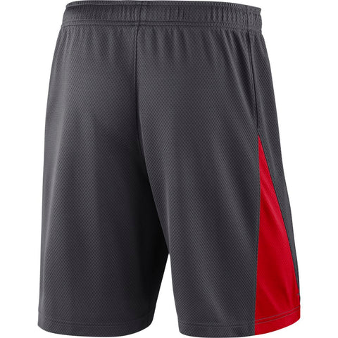 NCAA Arizona Wildcats Nike Franchise Shorts - Charcoal