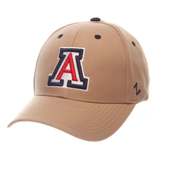 NCAA Arizona Wildcats Core Zephyr Competitor - Khaki