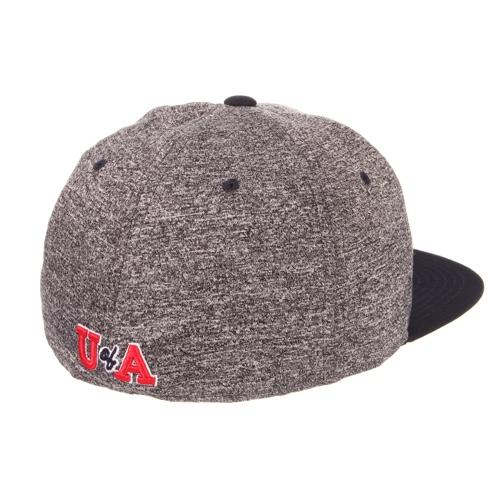 NCAA Arizona Wildcats 2T Vault Logo M15 - Heather