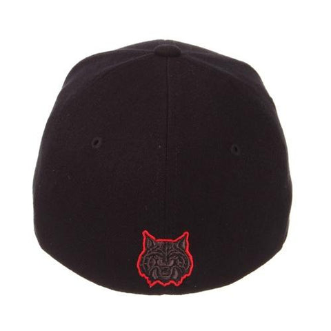 NCAA Arizona Wildcats Tonal Outline ZH - Black