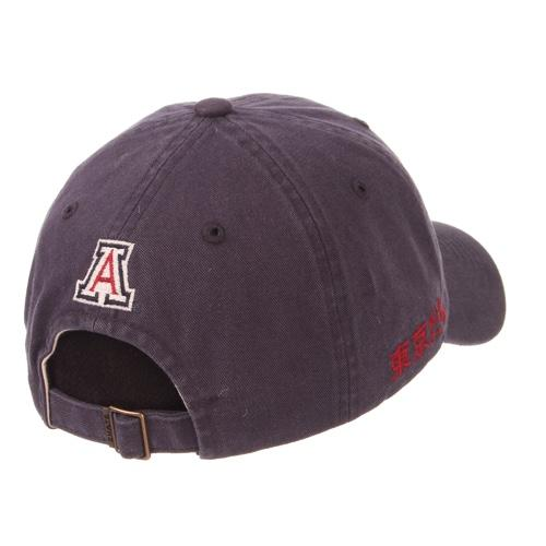 NCAA Arizona Wildcats Shibuya Washed Cap - Navy