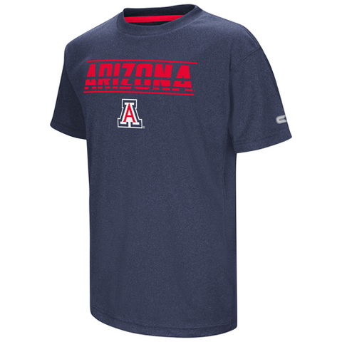 NCAA Arizona Wildcats Youth Head Start Colosseum Tee