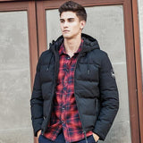 Jacket - PCamp Puffer Down Jacket For Men