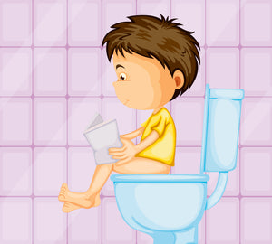 Potty Training Children with Autism Using the Toilet Timer