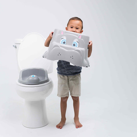 Toilet Timer and Squatty Potty Squattypottymus