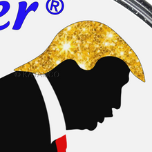 "Toilet Timer Presidential Donald Trump ""Golden Dump"""