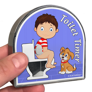 Toilet Timer for kids boys autistic children